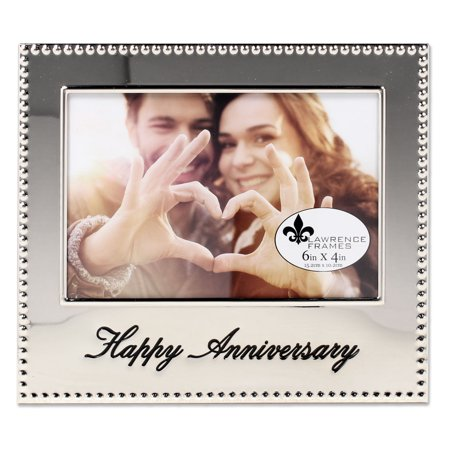 4x6 Happy Anniversary Picture Frame](Happy Halloween Photo Frame)