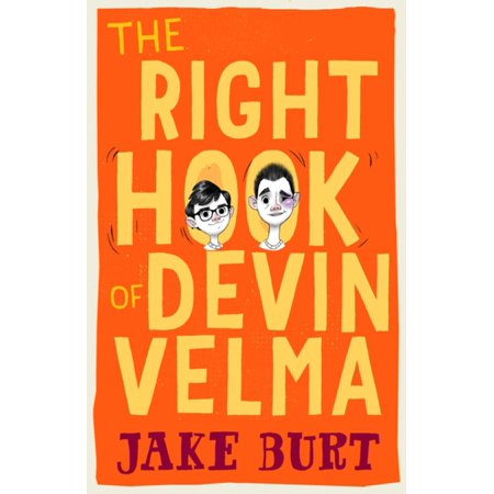 The Right Hook of Devin Velma - eBook (Velma Glasses)