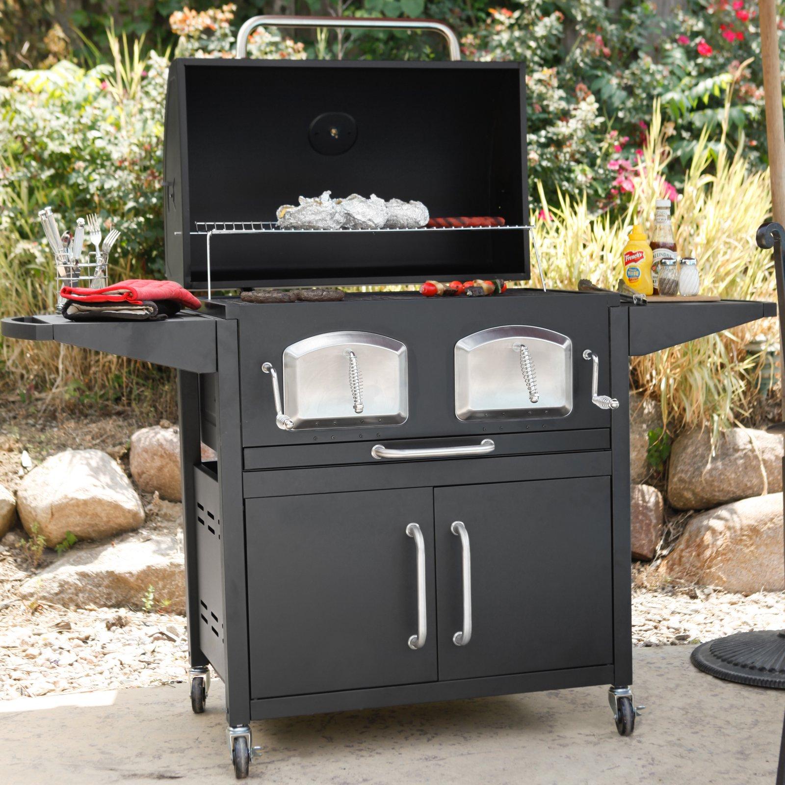 Landmann Smoky Mountain Bravo Premium Charcoal Grill