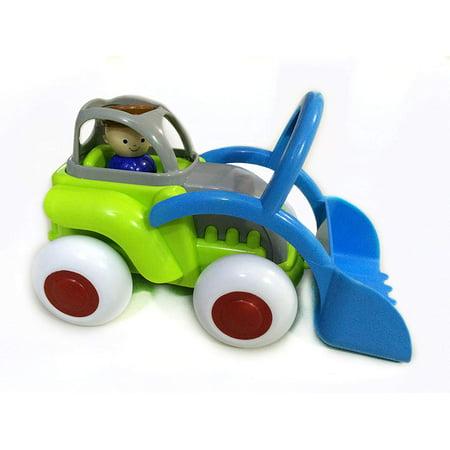 Medium Fun Color Tractor - 8