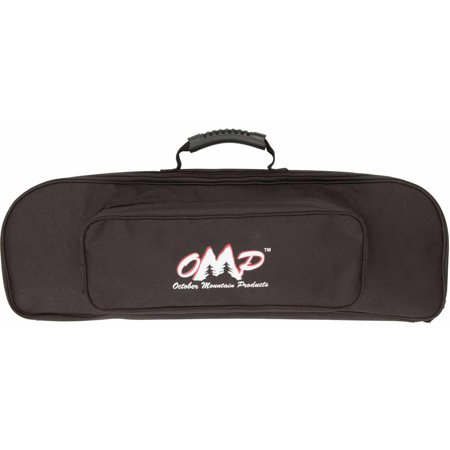 October Mountain 10104 Takedown Case, Black