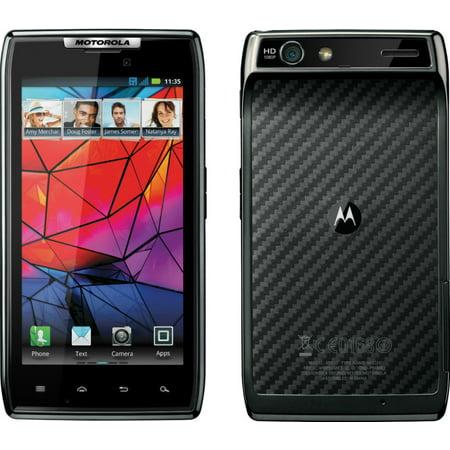 Motorola Droid Razr Maxx XT912 16gb Black - Fully Unlocked (Certified Refurbished, Good Condition)
