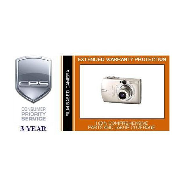 Consumer Priority Service FC3-1000 3 Year Film Based Camera under $1 000. 00