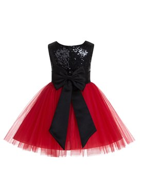 75ad4b8196e Product Image Ekidsbridal Glitter Sequin Tulle Junior Flower Girl Dress  Wedding Tulle Dresses Evening Gown Birthday Girl Dress