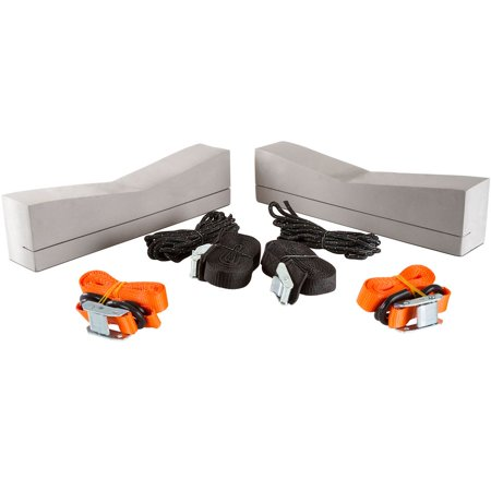 Roof Kayak Carrier Foam Blocks - Kayak Carrier Kit