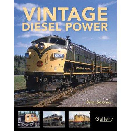 Vintage Diesel Power (Vintage Diesel Sonnenbrille)