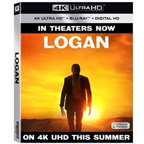 Logan (4K Ultra HD + Blu-ray + Digital HD)