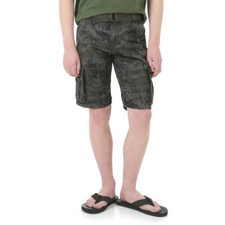Wrangler Husky Boys' Fashion Cargo Short