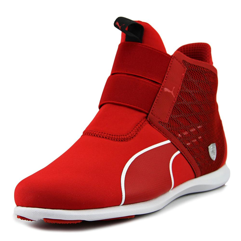 Puma SF Ankle Boot   Round Toe Synthetic  Sneakers