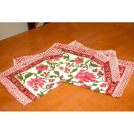 HOMESTEAD J.E.GARMIRIAN AND SON INC Pretty Napkin (Set of 6) - Party City Homestead