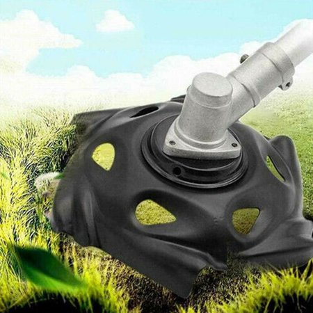 Universal Weed Trimmer Head,Weed Trimmer Lawn Mower Sharpener Weed Trimmer for Power Hand