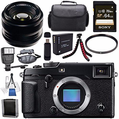Fujifilm X-Pro2 Mirrorless Digital Camera (Body Only) 164...