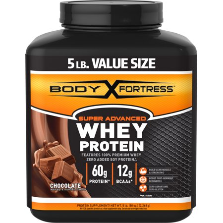 Body fortress whey protein results