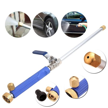 High Pressure Power Washer Spray Nozzle Water Hose Wand Attachment Car Cleaner (Rotovac Power Wand)