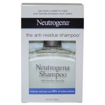 Shampoo & Conditioner: Neutrogena Anti-Residue