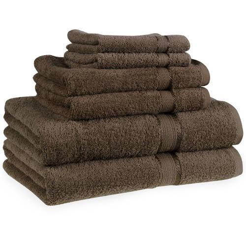 Prestige Cotton 6-Piece Towel Set by Generic