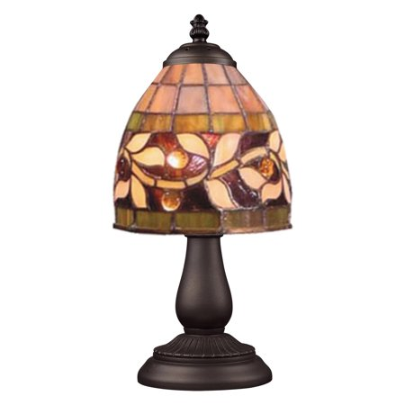 ELK Lighting Mix and Match Section 080-TB-13 Table Lamp - 6W in. - Tiffany Bronze