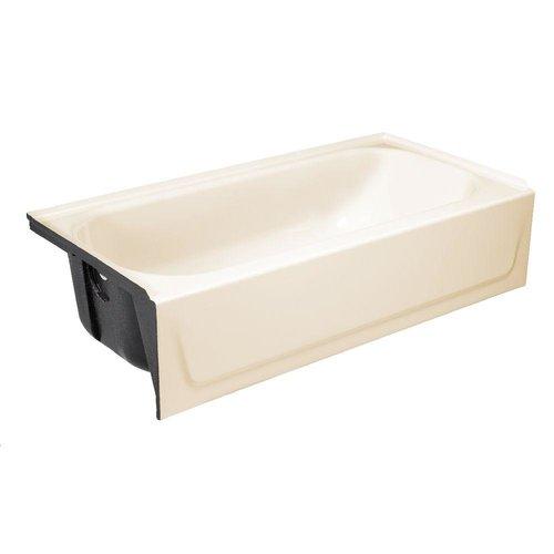 BOOTZ cast 60'' x 30'' Standard Outlet Soaking Bathtub