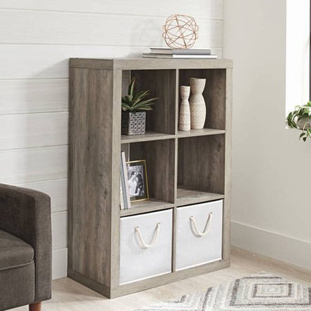 better homes and gardens 6 cube storage organizer