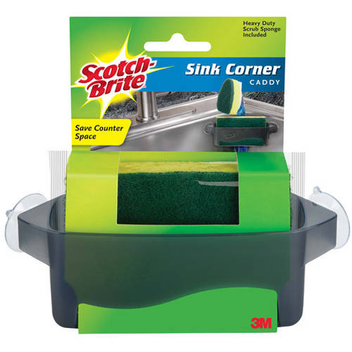 Scotch-Brite Sink Corner Caddy