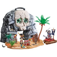 Deals on PLAYMOBIL Take Along Pirate Skull Island 70113