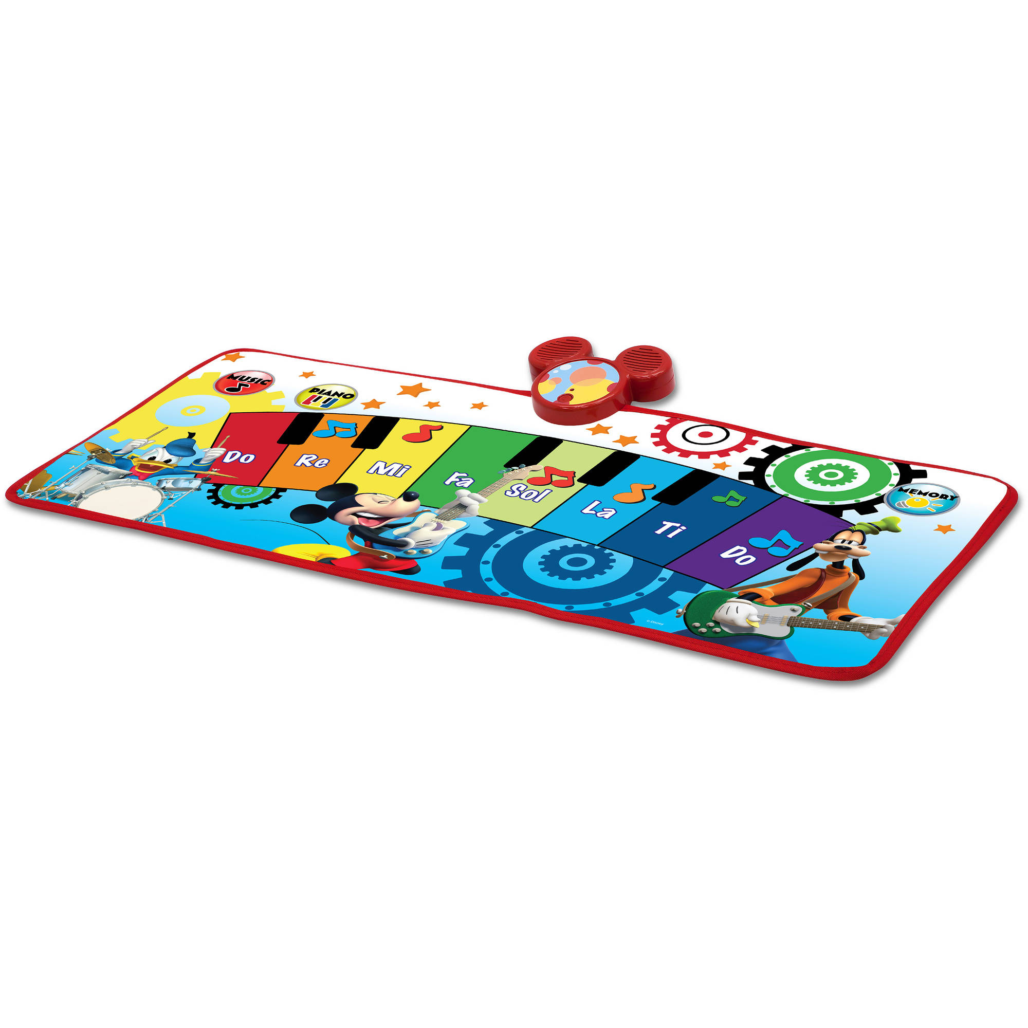 Disney Mickey Mouse Mickey's Musical Mat by Jakks Pacific