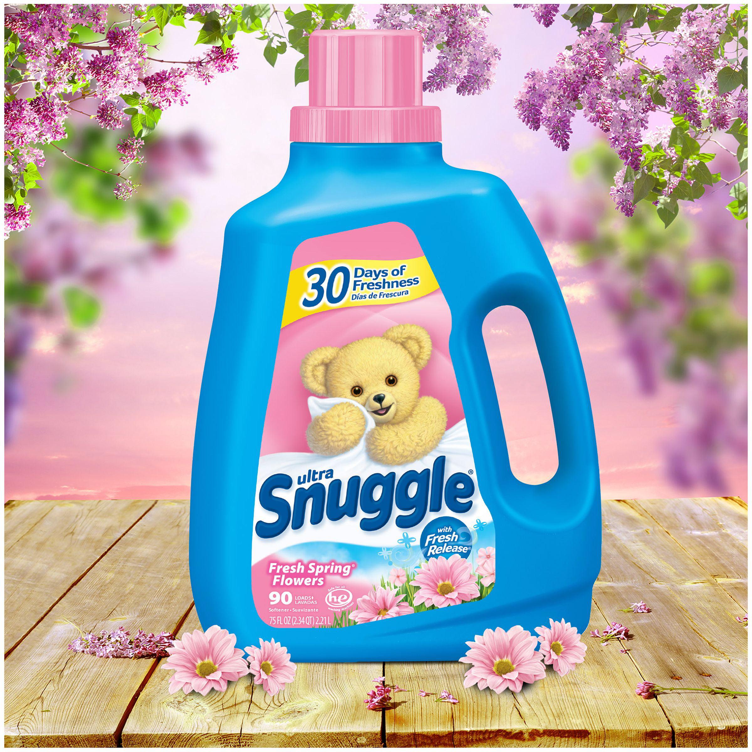5a61928870 Snuggle Liquid Fabric Softener