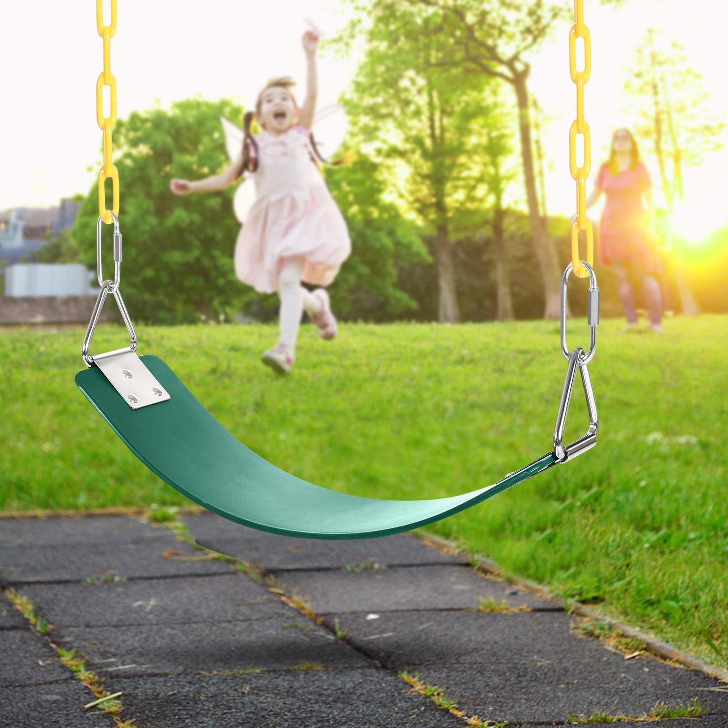 "Save a lot !Children Swing Set  Playground Swing Set  with 60"" Chain"