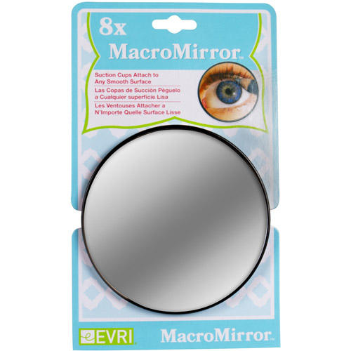MacroMirror 8x Magnification Jumbo Mirror by Evriholder