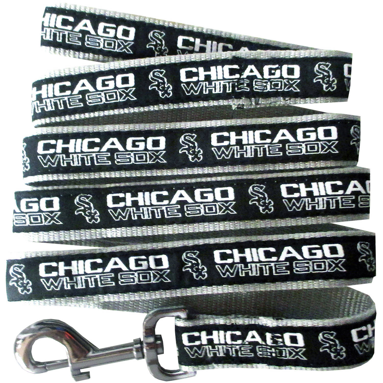 Pets First Chicago White Sox Pet Leash, Small