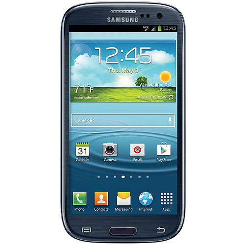 Verizon Wireless Samsung Galaxy S3 16GB Prepaid Smartphone, Blue