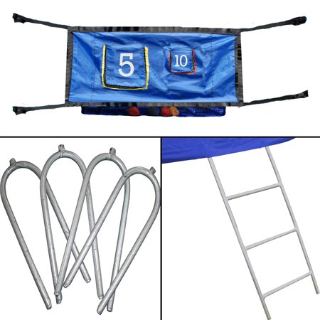 Skywalker Trampolines  3-Rung Ladder and Game -