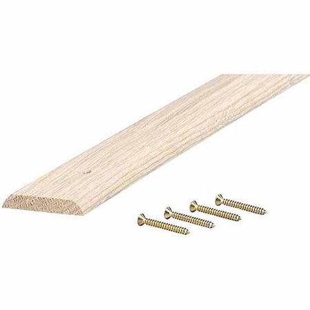 "M-D Products 11882 36"" Solid Oak Threshold"