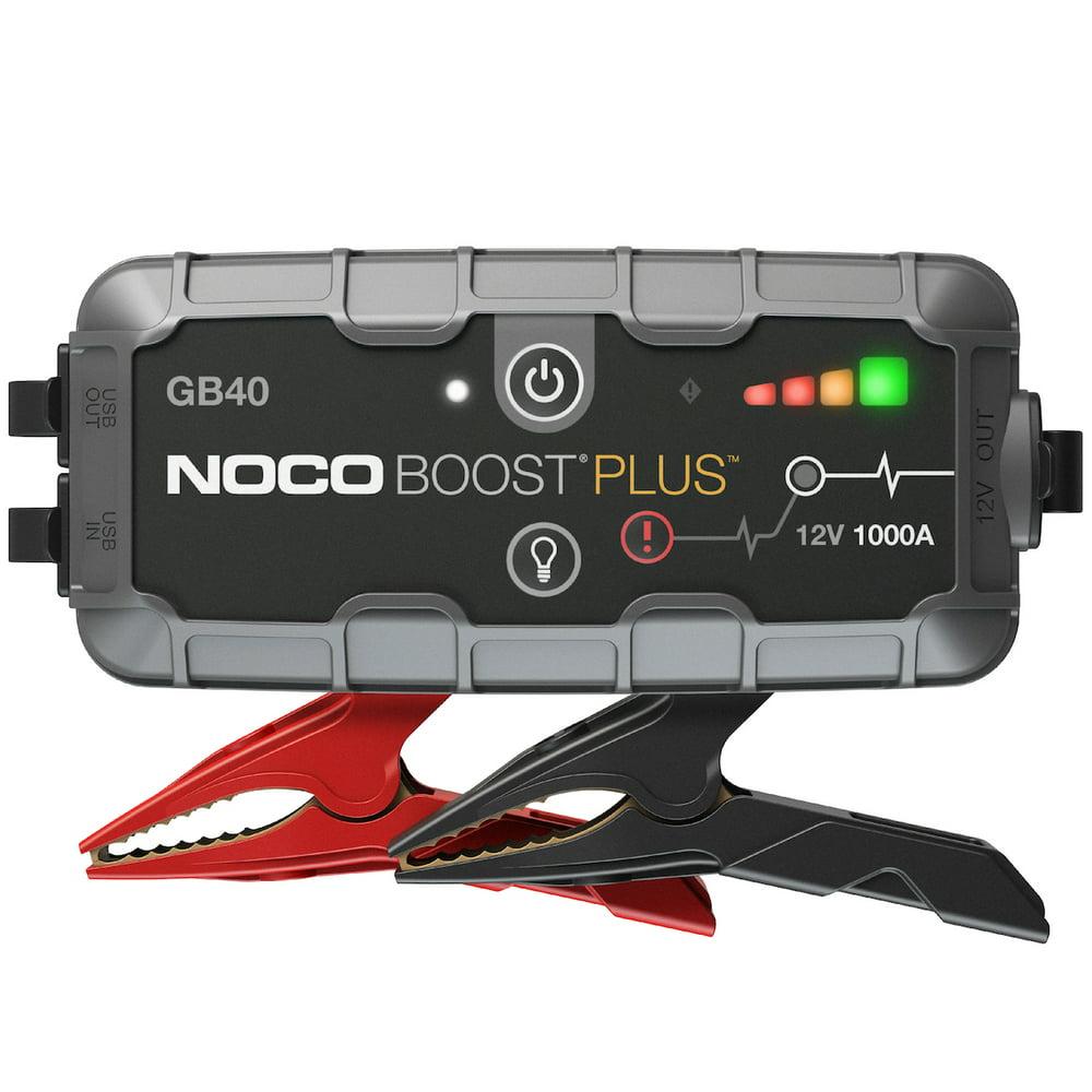 NOCO Boost Plus GB40 Portable Jump Starter