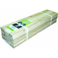 Builder's Long Cedar Wood Shims,No EWC42,  Sourcewood Partners