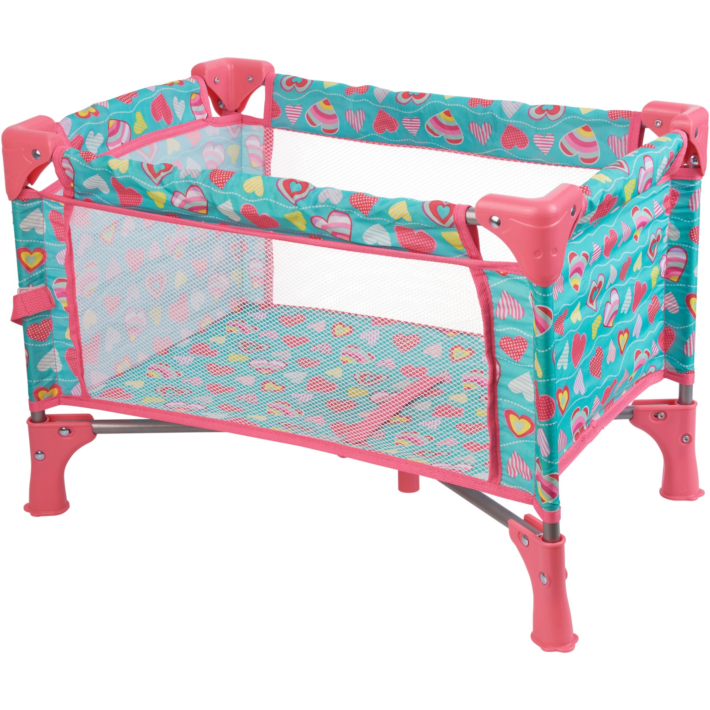 My Sweet Love Folding Play Pen