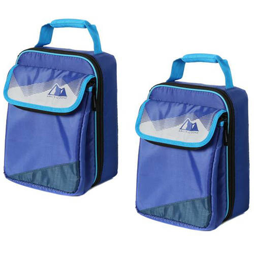 Arctic Zone 2-Pack Expand Lunch, Blue