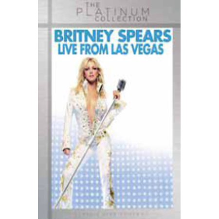BRITNEY SPEARS LIVE FROM LAS VEGAS (Package Deals To Las Vegas From Seattle)