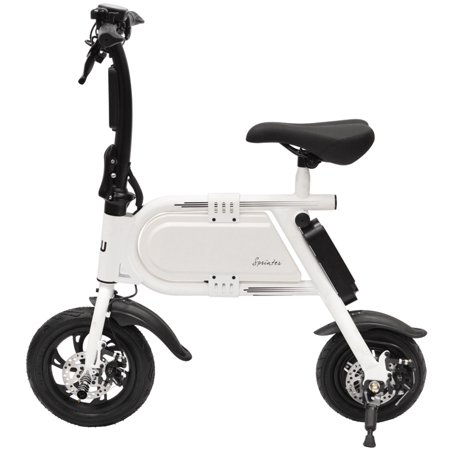 hover way collapsible 12 mph electric scooter sptinter. Black Bedroom Furniture Sets. Home Design Ideas