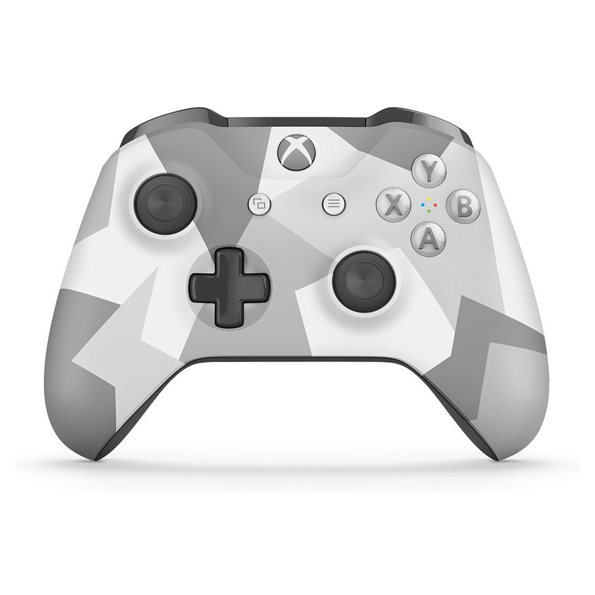 Microsoft Xbox One Wireless Controller, Winter Forces Special Edition (Walmart Exclusive)