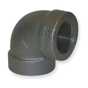 Industrial Grade 4NXP9 Side-Outlet Elbow Pipe Size 1 In