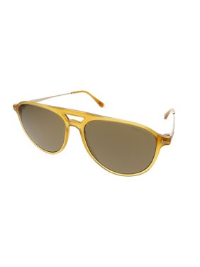 c4321d176f5 Product Image Tom Ford Carlo FT 0587 39J 58mm Unisex Aviator Sunglasses