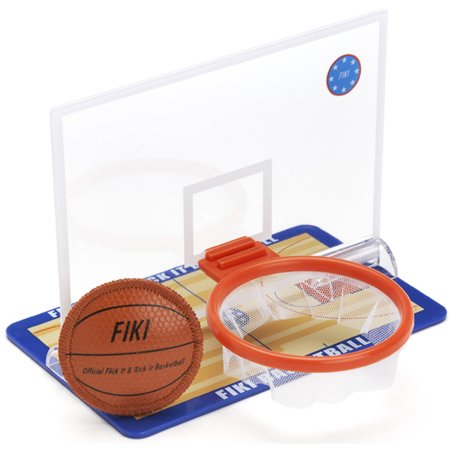 FIKI Tabletop Basketball Game](Fuzzy Ball Game)