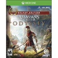 Assassin's Creed Odyssey Deluxe Edition, Ubisoft, Xbox One, 887256036133