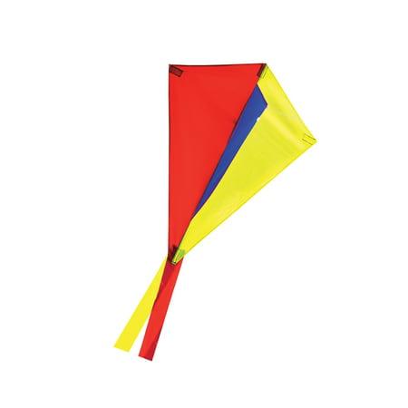 Wingspan - Melissa & Doug Multi-Color Wind Runner Cutter Kite (22-Inch Wingspan)