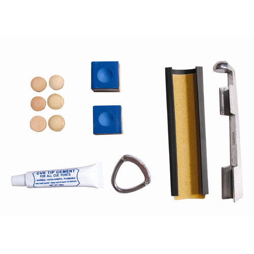 GLD Products Fat Cat Pool Cue Accessory Kit