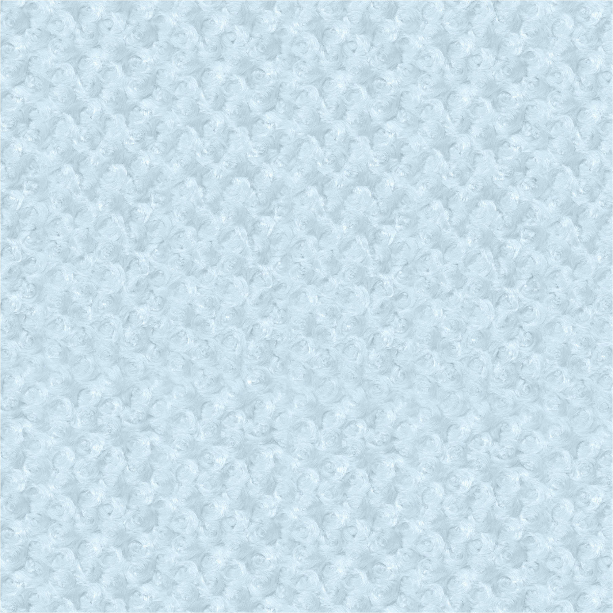 """David Textiles Baby-Soft 60"""" Rosette Plush Fabric By The Yard"""