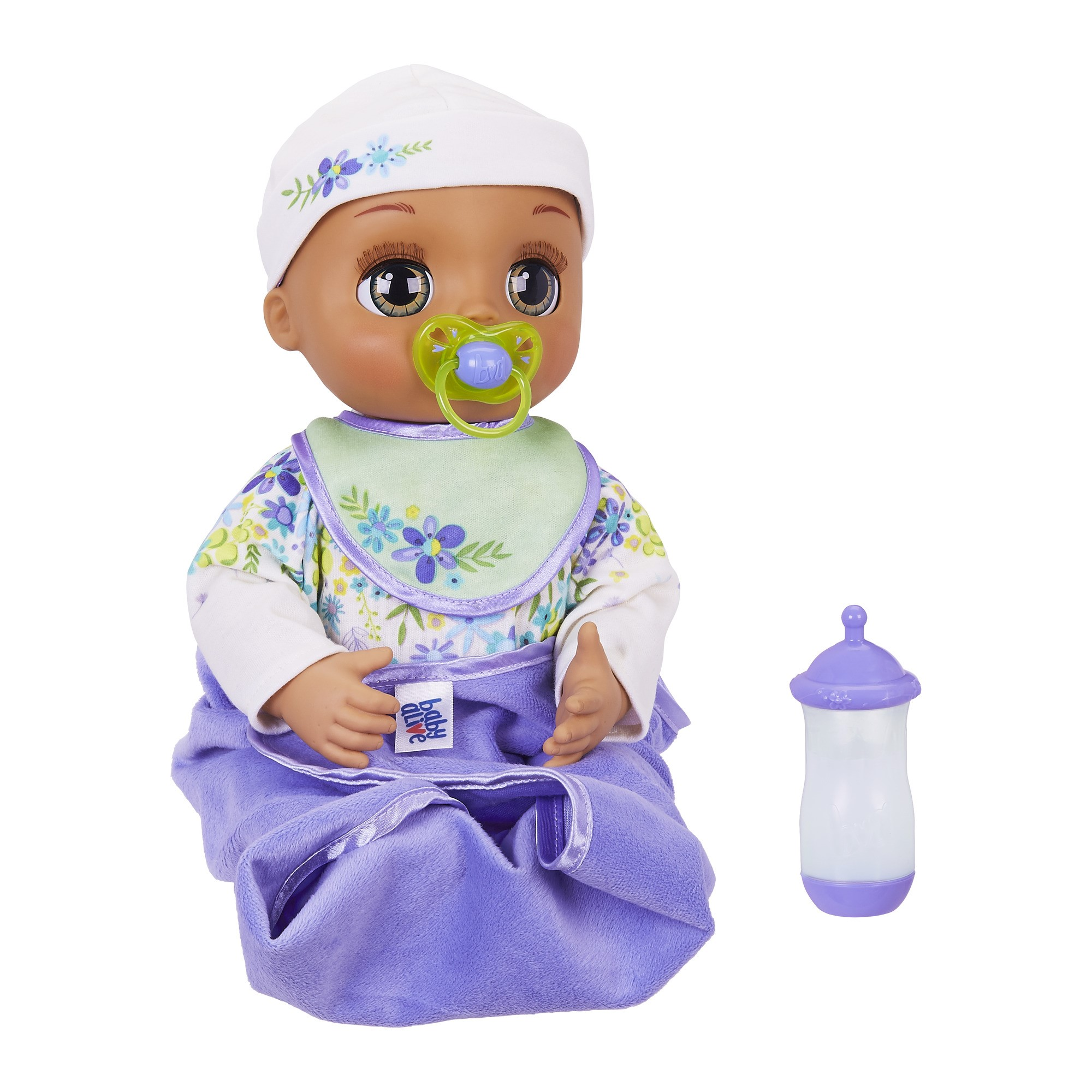 Baby alive real as can be baby: 80+ lifelike expressions