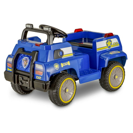 Nickelodeon's PAW Patrol: Chase Toddler Quad, 6-Volt Ride-On Toy by Kid