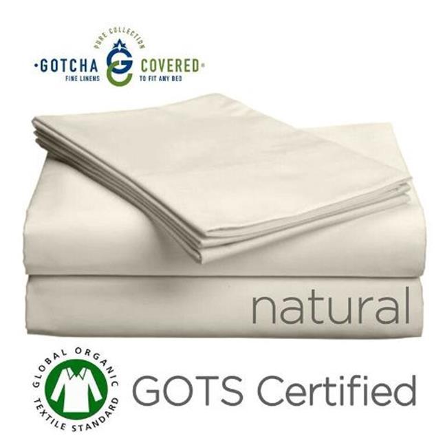 Gotcha Covered Pure 300 Thread Count Thin Pocket Sheet Set